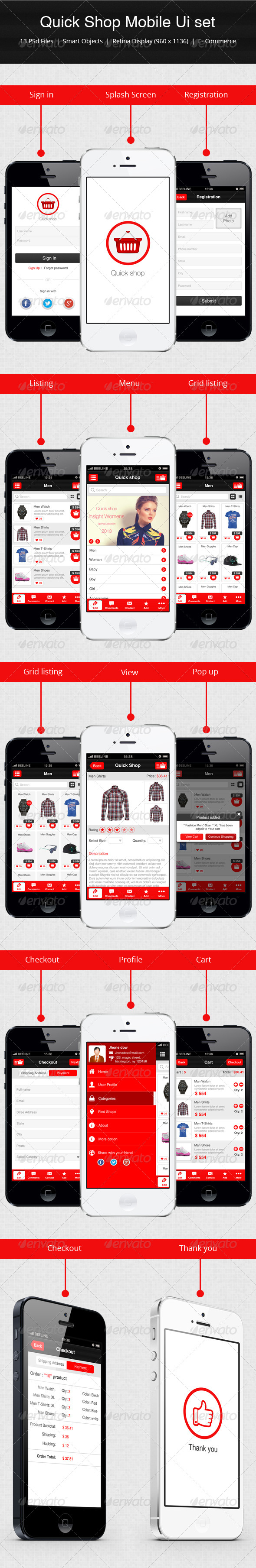 GraphicRiver Quick Shop Mobile Ui Retina 4489079