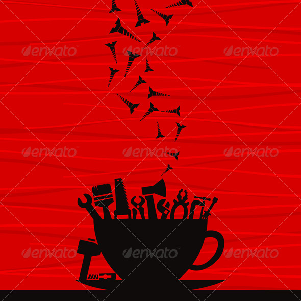 GraphicRiver Took Cup 4540974