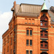 Historic building in the Speicherstadt in Hamburg - PhotoDune Item for Sale