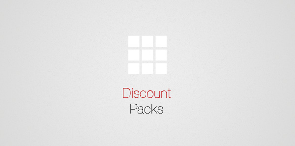 Discount Packs