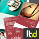 Promotional Flyer with 3 Back Options - GraphicRiver Item for Sale