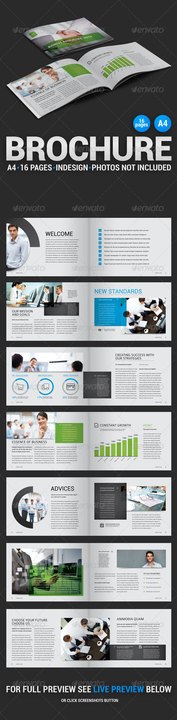 GraphicRiver Business Brochure 2 4467147