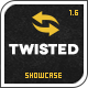 Twisted - Showcase Wordpress Theme - ThemeForest Item for Sale