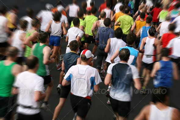Marathon - Stock Photo - Images