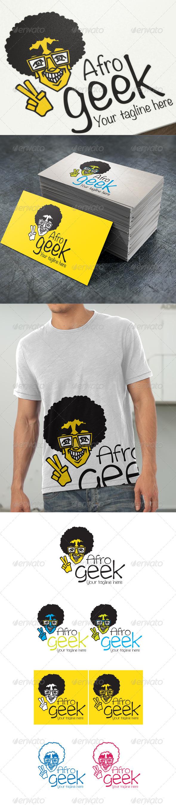 Afro Geek