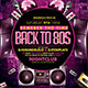 Flash Back 80s Flyer Template - GraphicRiver Item for Sale