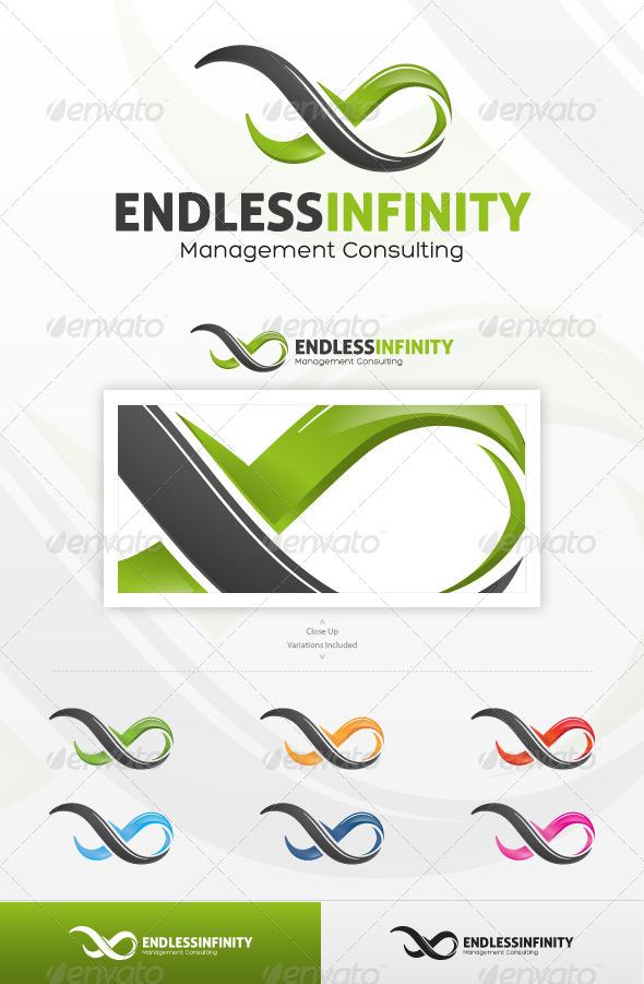 Endless Infinity - Symbols Logo Templates