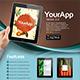 Multipurpose Mobile App Flyer Template - GraphicRiver Item for Sale