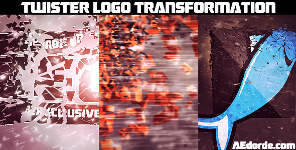 Twister Logo Transformation