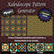 Kaleidoscope Pattern & Background Generator - GraphicRiver Item for Sale