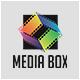 Media Box Logo Template