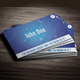 Facebook Addict - Business Card v2 - GraphicRiver Item for Sale