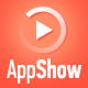 AppShow - Clean App Site Template - ThemeForest Item for Sale