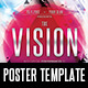 Futuristic Poster Vol.2 - GraphicRiver Item for Sale