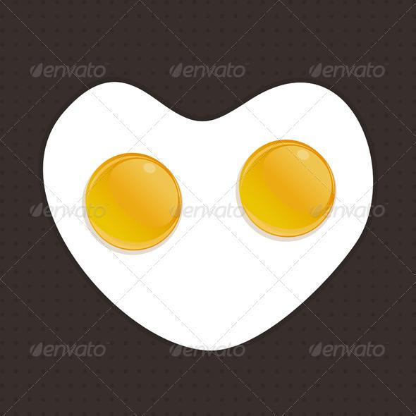 GraphicRiver Fried Eggs 4545455