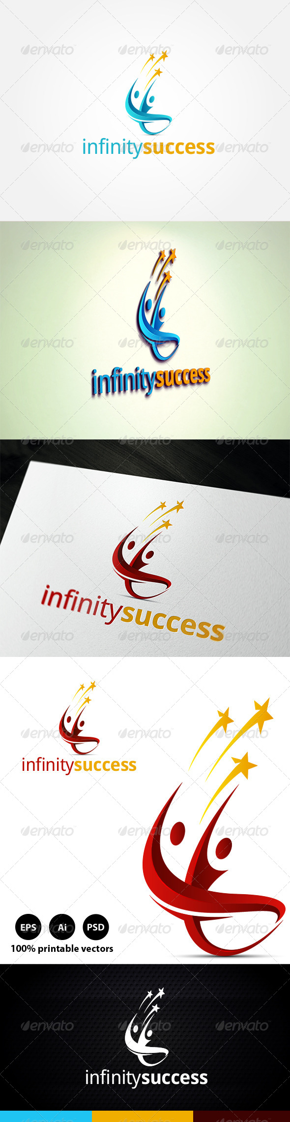 GraphicRiver Infinity Success 4493984