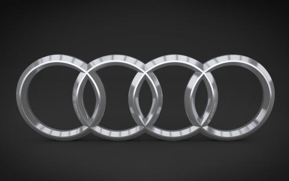 3DOcean Audi Logo 4546630