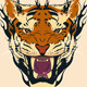 Tiger Face - GraphicRiver Item for Sale