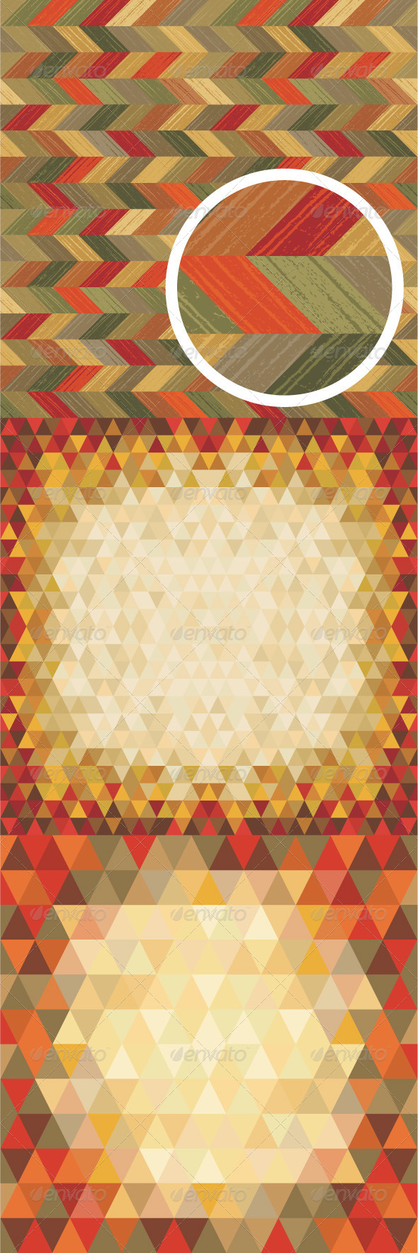 GraphicRiver Geometric Background Vector 01 4493822