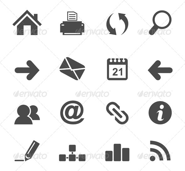 GraphicRiver Icon the Internet 4 4548202