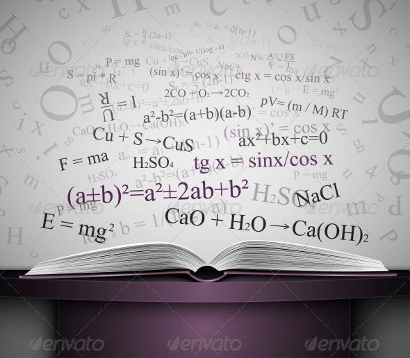 GraphicRiver Book of Knowledge 4548429