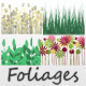 Foliages - GraphicRiver Item for Sale
