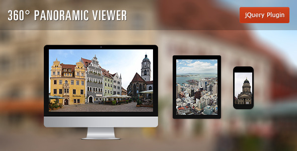 360° Panoramic Viewer - CodeCanyon Item for Sale