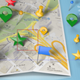 Map Generator with Real 3D Markers - VideoHive Item for Sale