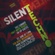 Silent Techno Flyer Template - GraphicRiver Item for Sale