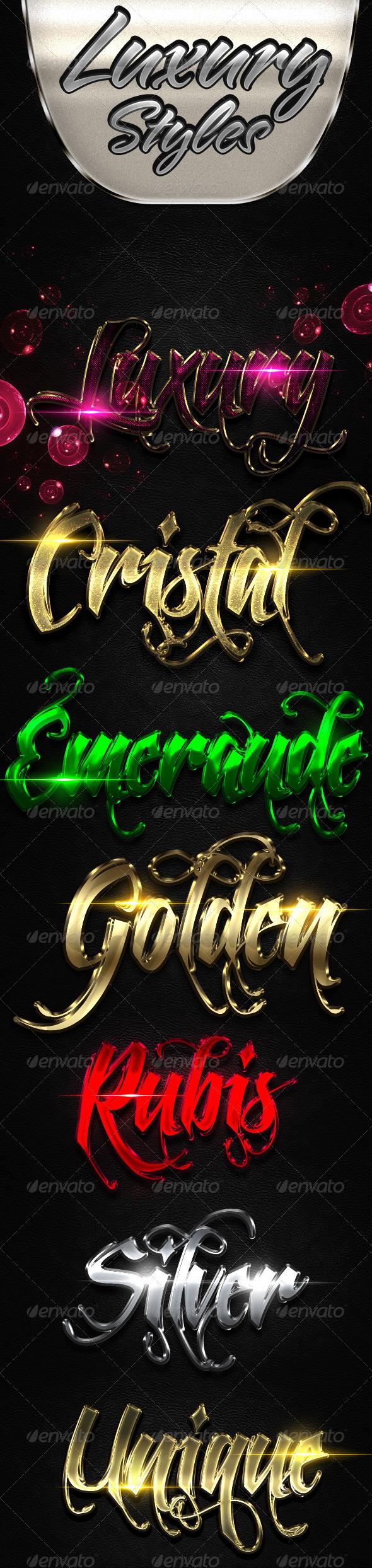 GraphicRiver Luxury Styles 4552231