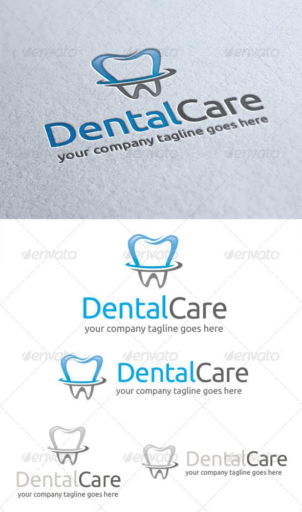 GraphicRiver Dental Care Logo 4552258