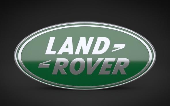 3DOcean Land Rover Logo 4553194