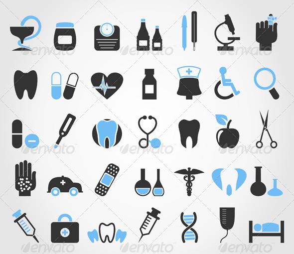 GraphicRiver Medicine 5 4553955
