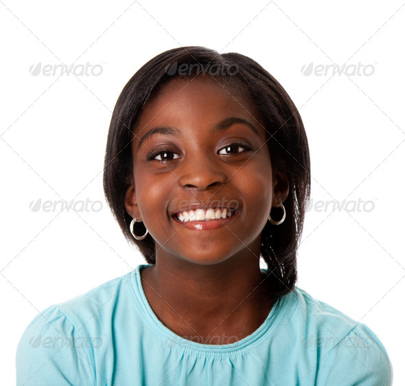 Stock Photo - PhotoDune Happy teenager smiling 481525