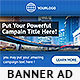 Corporate Web Banner Design Template 12 - GraphicRiver Item for Sale