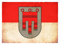 Grunge flag of Vorarlberg (Austria) - PhotoDune Item for Sale