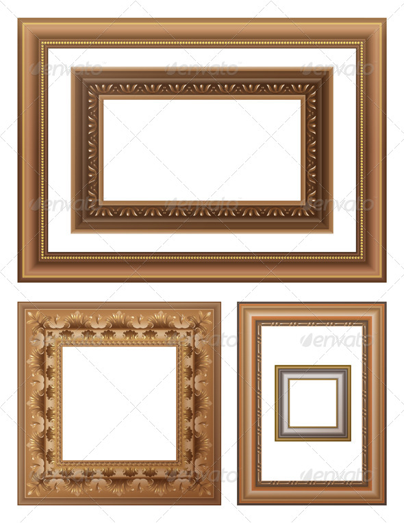 GraphicRiver Picture Frames 4556352