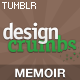 Memoir Tumblr Theme - ThemeForest Item for Sale