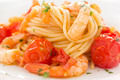 Tomato And Shrimp Pasta - PhotoDune Item for Sale