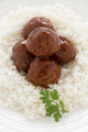 Meat Balls In Hoisin Sauce - PhotoDune Item for Sale