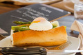 Asparagus And Poached Eggs - PhotoDune Item for Sale
