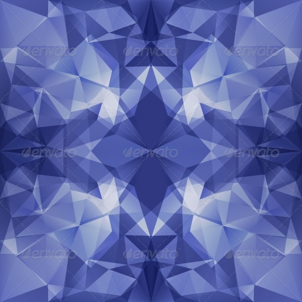 GraphicRiver Abstract Triangle Background 4560334