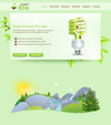 Download website template Jump Eco HTML - Slider - Single product shop