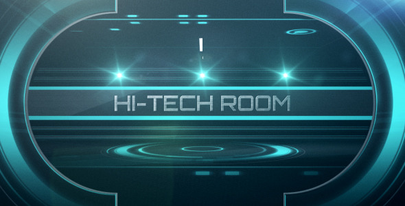 After Effects Project - VideoHive Hi-Tech Room 479139