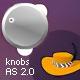 moreKNobs - ActiveDen Item for Sale
