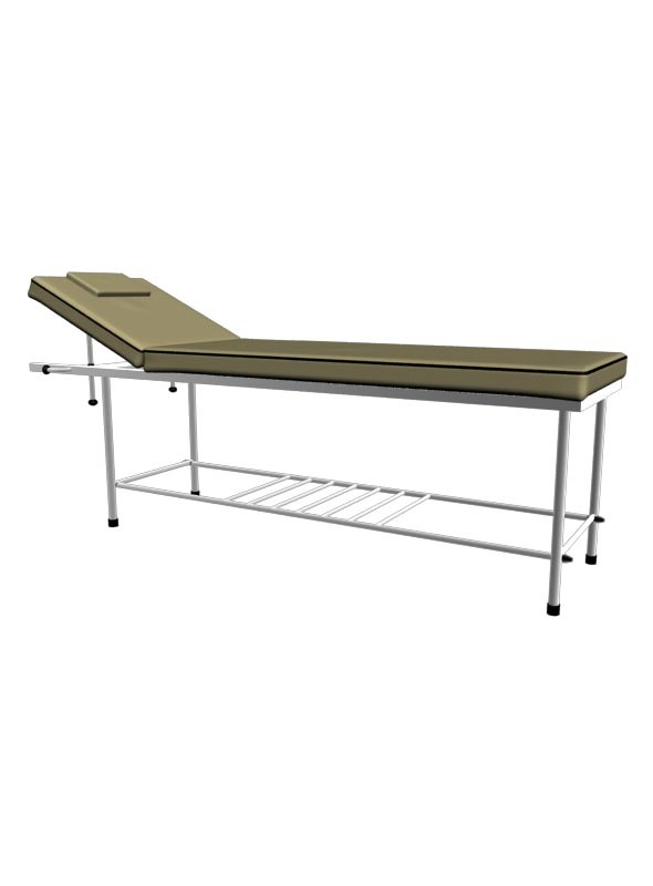 Massage bed 3D Model