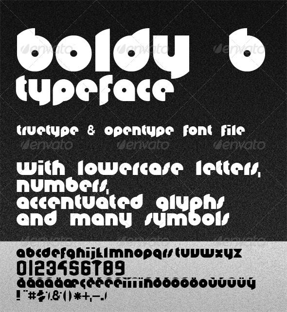 GraphicRiver boldyB 4562372