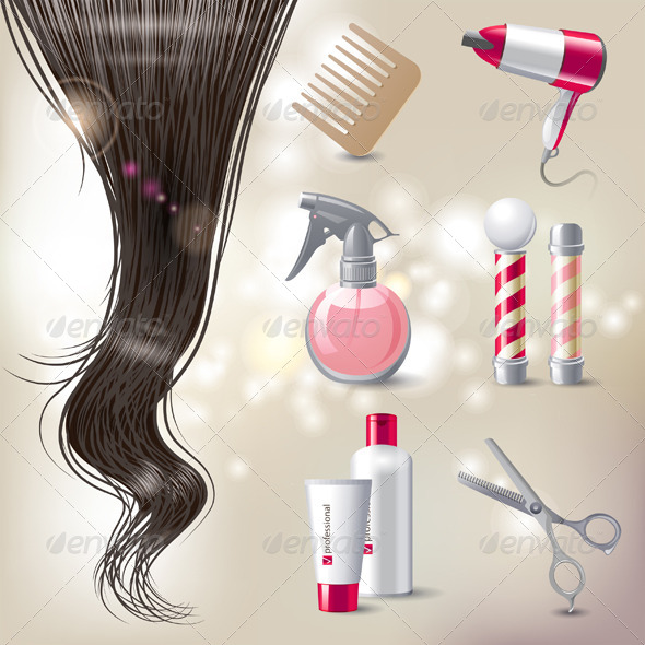 GraphicRiver Hair Care 4562471