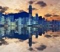 Hong Kong Skyline - PhotoDune Item for Sale