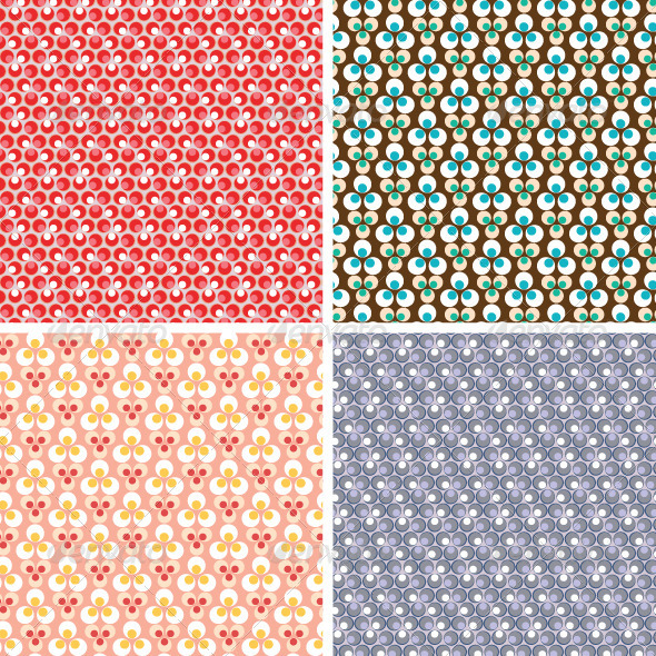 GraphicRiver Geometric Seamless Pattern 4563582